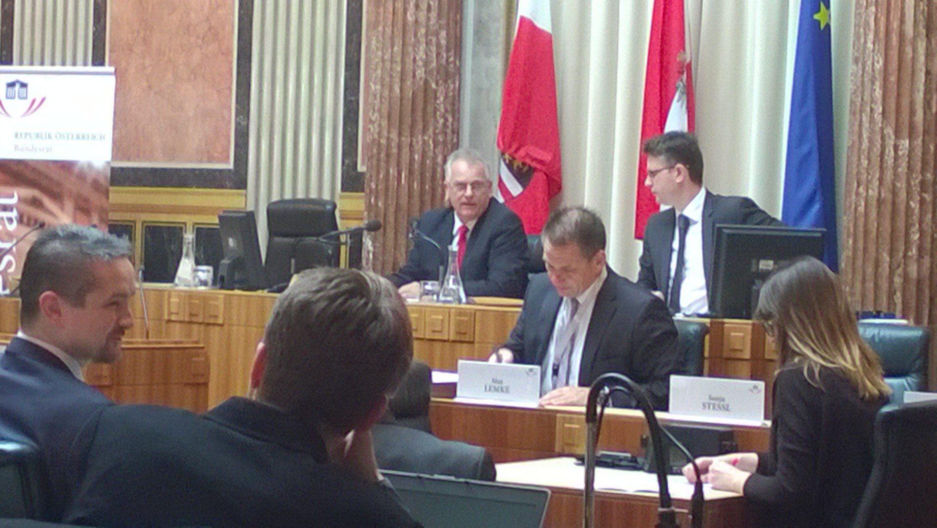 Parlamentarische Enquete Digitaler Wandel