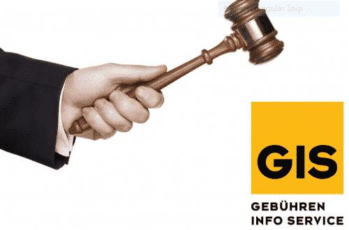 GIS Gebühren für Streaming von Höchtgericht gekippt
