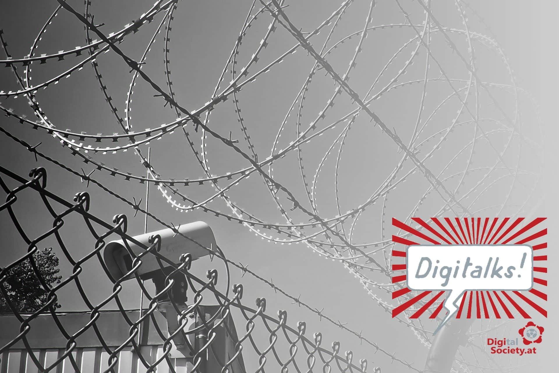 Nachlese Digitalk: Gefährdet das Sicherheitspaket unsere Demokratie? (13.09.17)