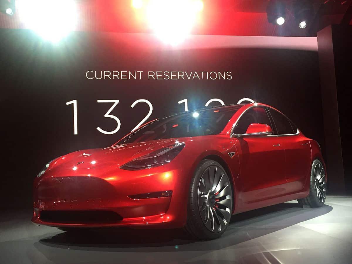 Tesla Model 3 – die Zukunft der Mobilität?