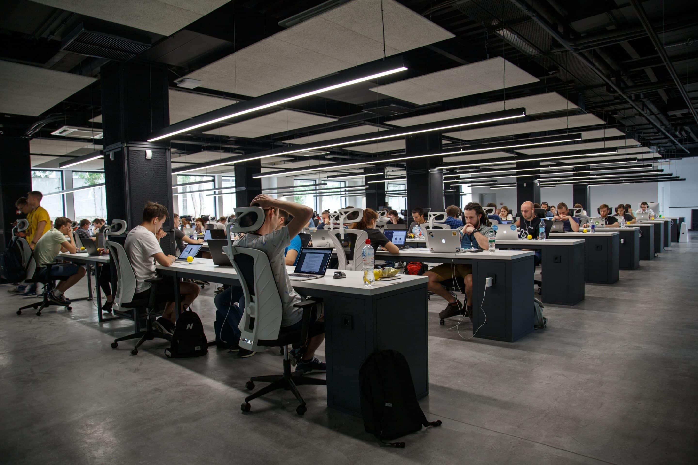 Großraumbüro reduziert Zusammenarbeit