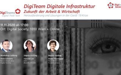 Nachlese Workshop digitale Infrastruktur (Arbeit und Wirtschaft) – (11.11.)