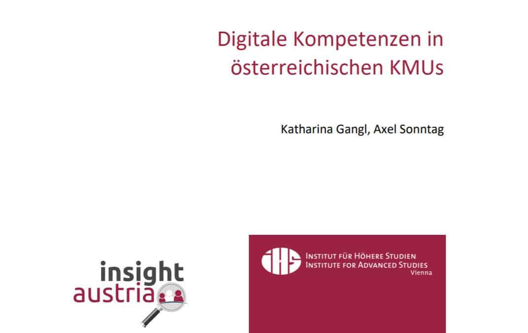 Digitalisierung in Österreichs KMU