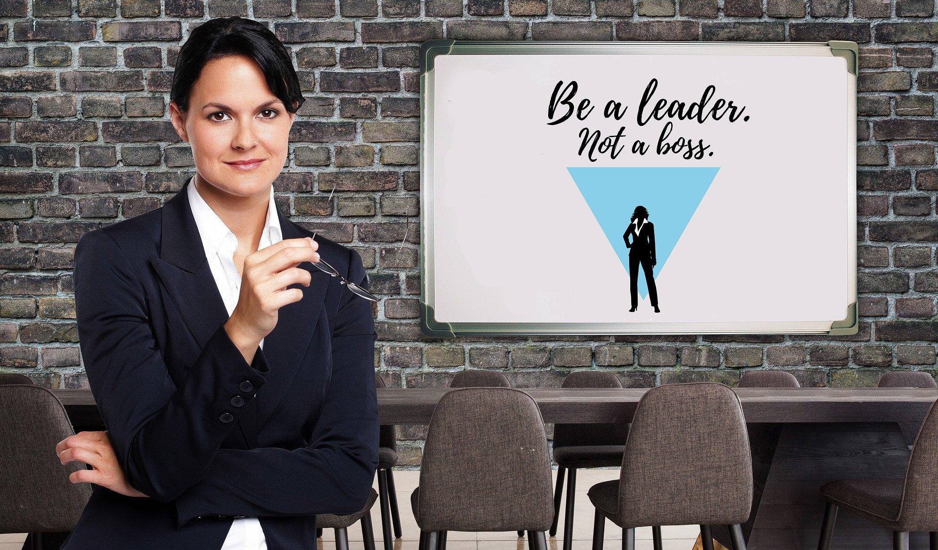 Leader not a Boss