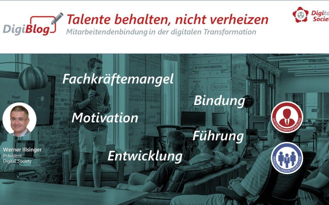 Talente behalten, nicht verheizen!